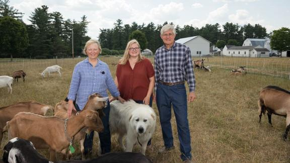Brunner family at Asgaard Farm + Dairy